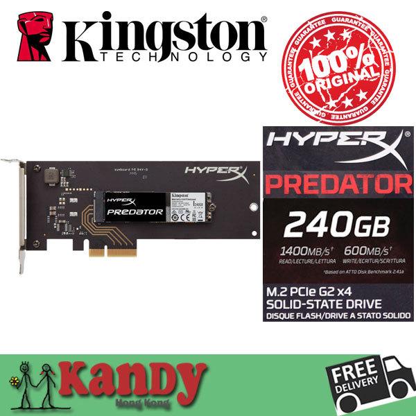 Kingston hyperx 256 gb ssd m.2 pcie 240 gb hdd 2280mm sólido interno Drive de estado para o PCs Jogador Do Jogo de velocidade do disco rígido ssd de disco hd