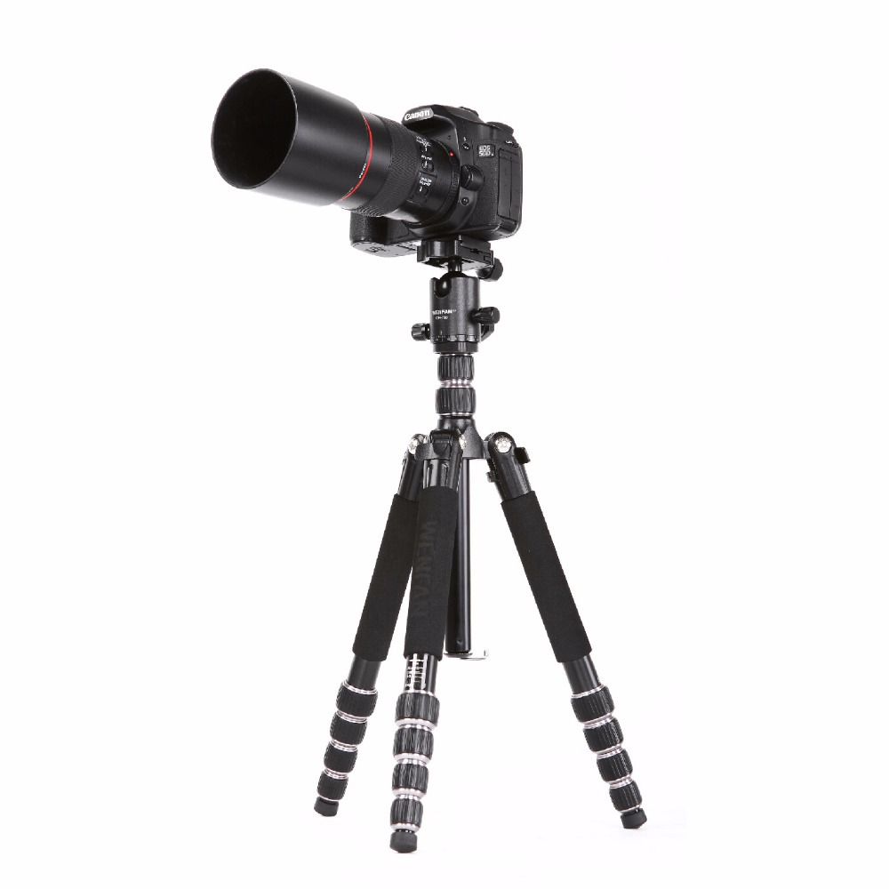 Camera Tripods For Dslr Camera aliexpress com buy wenfan t 520 light short travel photography tripod professional for dslr camera to panoramic t