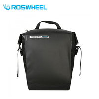 Roswheel Complete Waterproof Bike Bag Handlebar Bag Front Bike Cycling Bag 20L Bicycle Bags Accessories Rainproof Nylon Ce