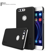 Huawei Honor 8 Case Original NILLKIN Super Frosted Shield Back Cover Case For HUAWEI Honor 8