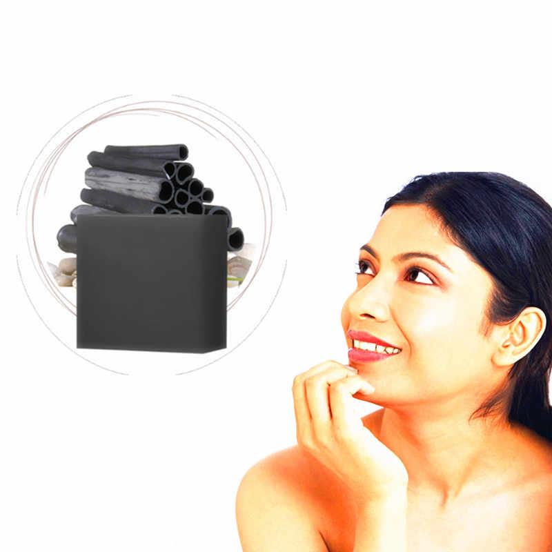 Odżywianie pielęgnacja skóry naprawy twarzy nos zaskórnika do czyszczenia gazowane mydło rozwiać czarna głowa wybielanie nawilżający mydło do twarzy