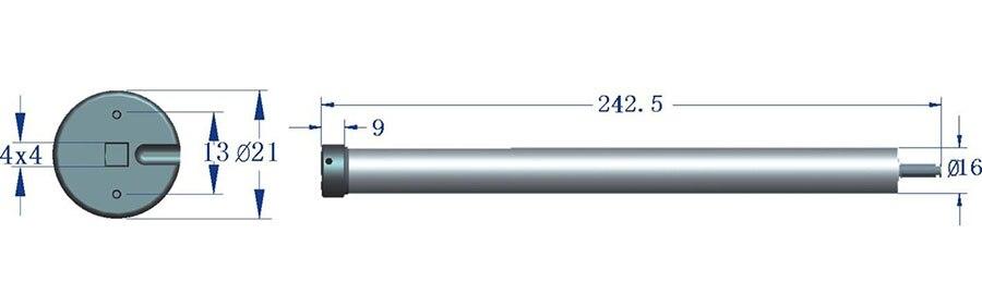 roller tubular motor