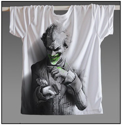 Men hot sale joker heath ledger t shirt vintage movie batman 2 the dark knight rises.jpg 250x250