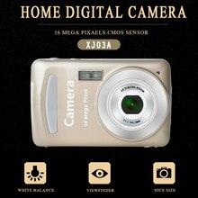 2,4 дюймов Мини Цифровая камера 16 МП видеокамера разноцветная детская камера 720P HD мини видеокамера лучший подарок для ребенка