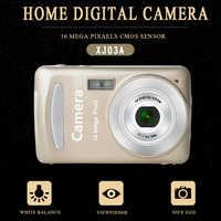2,4 Zoll Mini Digital Kamera 16MP Video Camcorder Multi farbige Kinder Kamera 720P HD Mini Video Kamera Beste Geschenk für kind