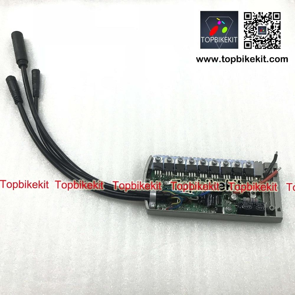 36V 500W 48V 500W Hailong controller KT Big Hailong battery case controller for 10S 13S 14S