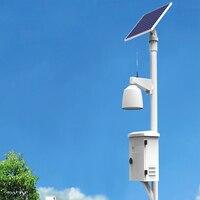 Качество воздуха детектор со SO2 O3 NO2 PM2.5 PM10 TVOC без CO2 Температура и влажности мониторинга GPRS