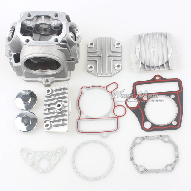 Cylinder Head Gasket Cover Set 110cc Engine ATV Go Kart Dirt Bike