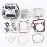 Cylinder Head Gasket Cover Set 110cc Engine ATV Go Kart Dirt Bike
