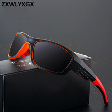 Brand Design New Polarized Sunglasses Men Fashion Male Eyewear Sun Gla