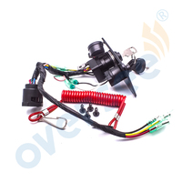 NEW 704 82570 08 00 Outboard Single Engine Key Switch Panel For Yamaha Outboard Yacht 12V OEM