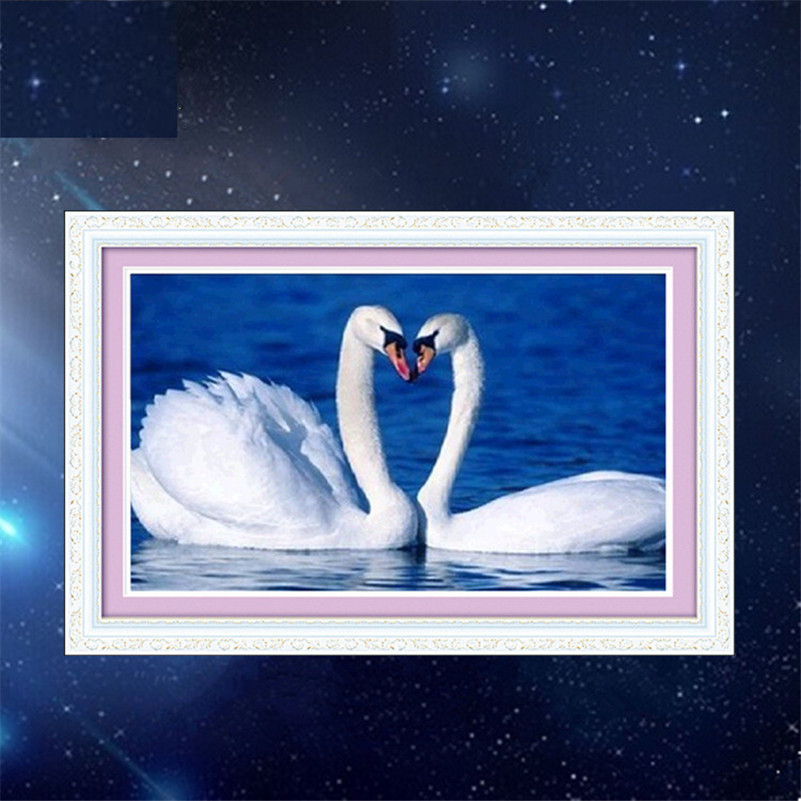 Hot 5D Full diamond painting cross stitch Heart to heart diamant embroidery needle patch rhinestone mosaic