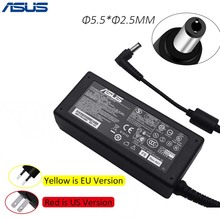 Asus 19V 3.42A 65W 5.5*2.5mm PA-1650-02 AC Power Charger adapter For As