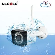 Inqmega облако Водонепроницаемый IP Камера Wi-Fi 1080 P 720 P Наблюдения Пуля уличная беспроводная камера безопасности Ночное видение CCTV Камера