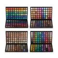 Portátil de 120 Colores de Sombra de Ojos Cosméticos Sombra de Ojos Set de Maquillaje Paleta Neutral Shimmer Mate