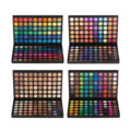 Portable 120 Colors Eyeshadow Palette Makeup Set Neutral Shimmer Matte Cosmetics Eye Shadow
