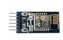 DT-06 Wi-fi Porta Serial Sem Fio Módulo de Transmissão Transparente interface TTL para Wi-fi Compatível com Bluetooth HC-06 ESP-M2