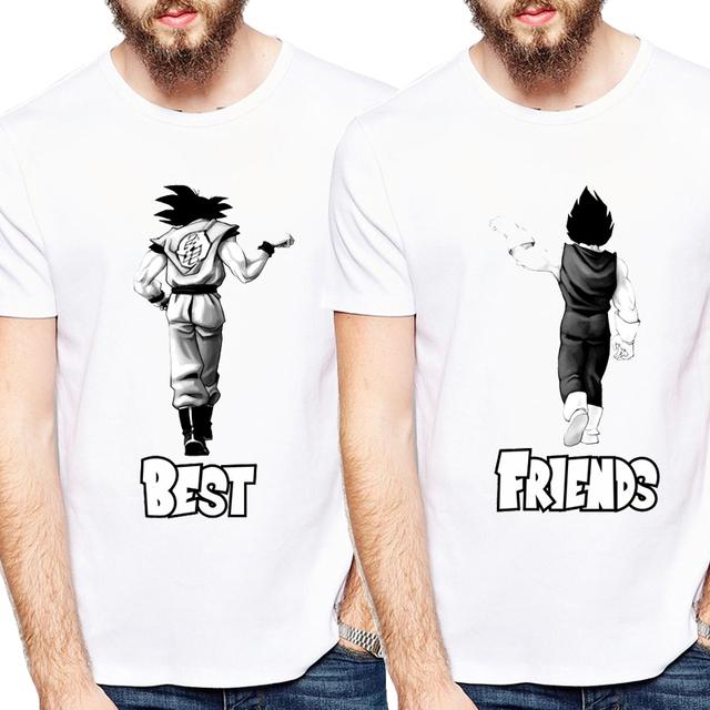 Goku Best Friend Vegeta