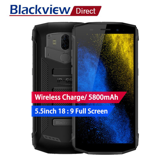 Cheapest Online-Blackview BV5800 Smartphone Android 8 1 IP68