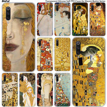 The Kiss By Gustav Klimt Silicone Case For Xiaomi P