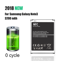 3 n9000 2019 PINZHENG B800BE Battery For Samsung Galaxy Note 3 Battery N900 N9006 N9005 N9000 N900A N900T N900P Battery With NFC (2)