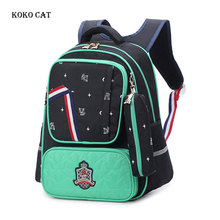 Kids School Bags Waterproof Children Primary Backpacks Orthopedic Satchel for Girls Boys Knapsack Mochila Escolar