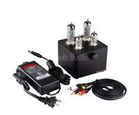 Douk Audio Latest Mini 6J1 2 6P1 2 Tube Amplifier Desktop Single Ended Stereo Class A