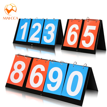 2/3/4 Digit Scoreboard Sports Competition for Table Tennis Basketball Badminton Football Volleyball Score Board