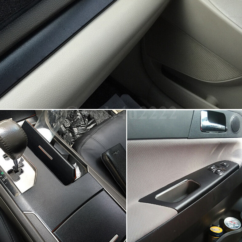 1 piece size car interior dashboard leather decorative texture film vinyl sheet wrap. Black Bedroom Furniture Sets. Home Design Ideas