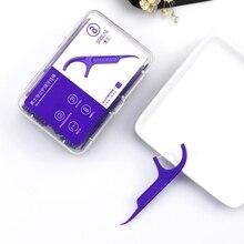 Xiaomi Soocare зубные Фосс палочки зубов зубочистки палка ухода за полостью рта и эргономичный дизайн, Управление по санитарному надзору за качеством пищевых продуктов и медикаментов тестирования пищевой 50 шт./кор. на