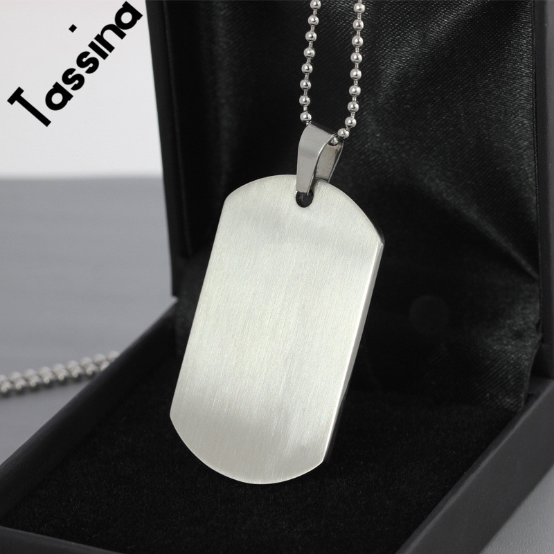 Tassina LGBT Titanium steel gay necklaces pendants to souvenir of stainless steel LGBT Pride Jewelry TNPPN016