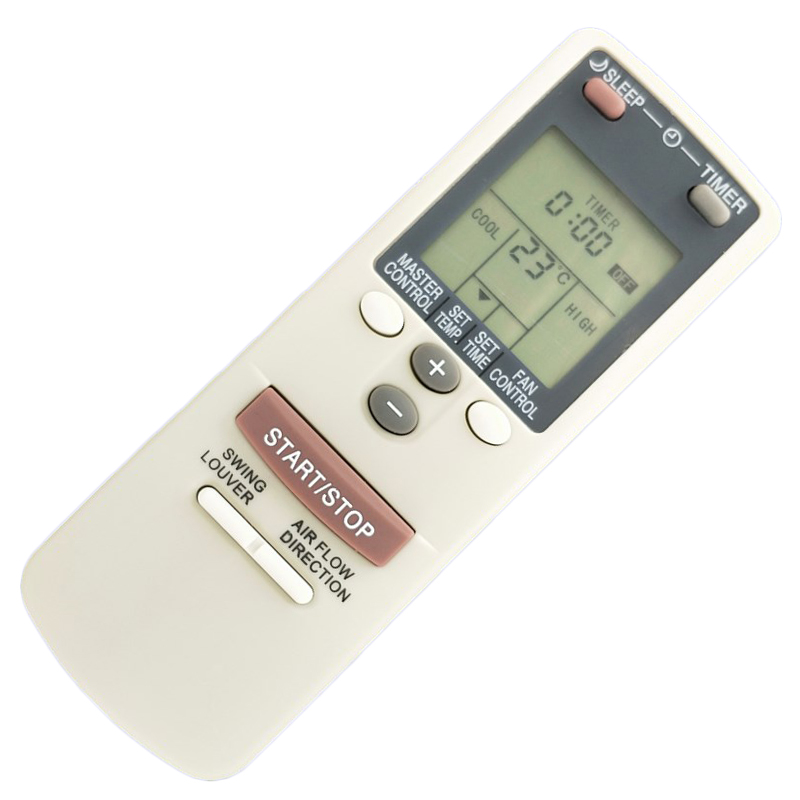 Universal Remote Control For Fujitsu Air Conditioner AR-JW2 AR-BB1 AR-BB2 AR-BB9 AR-DB3 AR-DB4 AR-DB5 AR-DB7 AR-HG1
