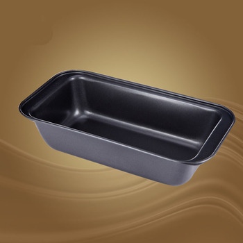 Baking Mould Bread Mould Oven Toast Mould Rectangular Carbon Steel Cake Mould image