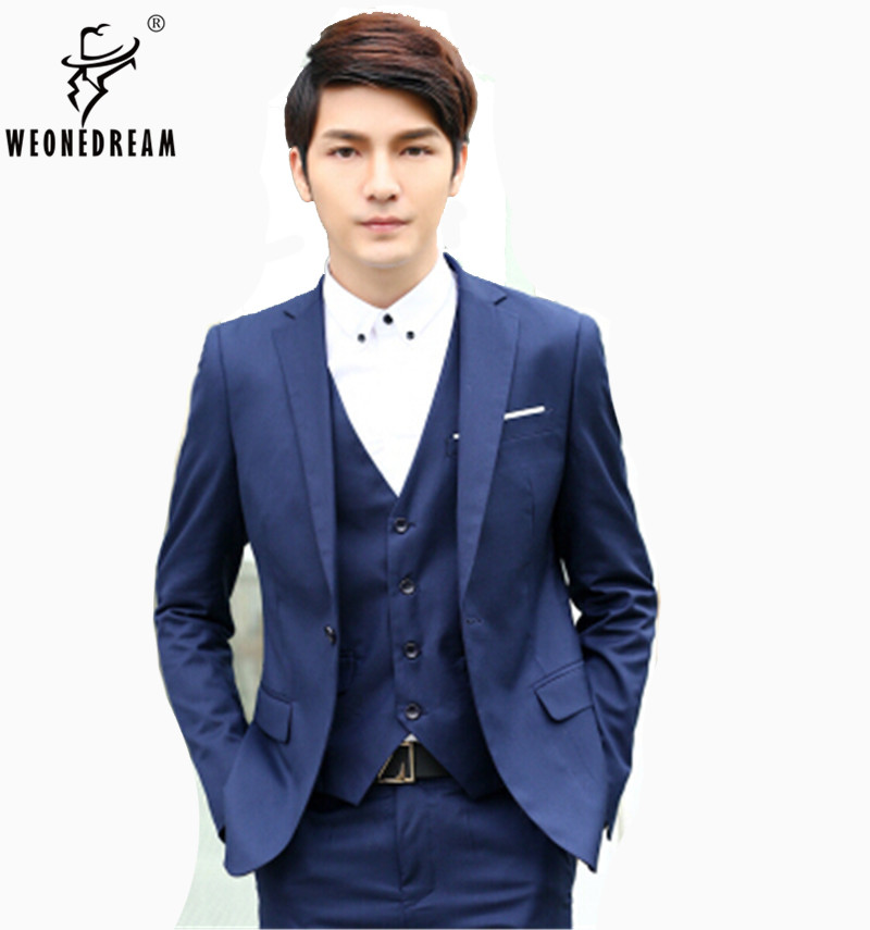 Online Get Cheap Blue Skinny Fit Suit -Aliexpress.com   Alibaba Group