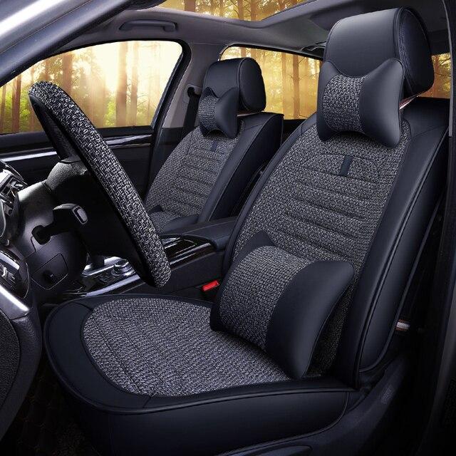 5 sièges (avant + arrière 5d style housse de siège de voiture pour Porsche Cayenne SUV Cayman Macan coussin de voiture, coussins de siège auto livraison gratuite