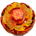 wholesale 5PC SSale Sol Blaze Beyblade spare parts (AKA Solar Sun God) BB89 Toys For Launcher metal jouets gyroscope top fury