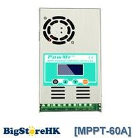 PowMr MPPT 60A 48V 36V 24V 12V Auto Max 190VDC Input Solar Regulator LCD Controller Suit For Lead acid and Lithium Battery