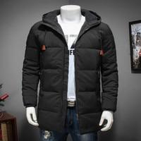 Winter 8XL 7XL 6XL mens long men's Thick masculina Coat Russian Wadded Casual Warm Snow Windbreaker Overcoat Male Jackets homme