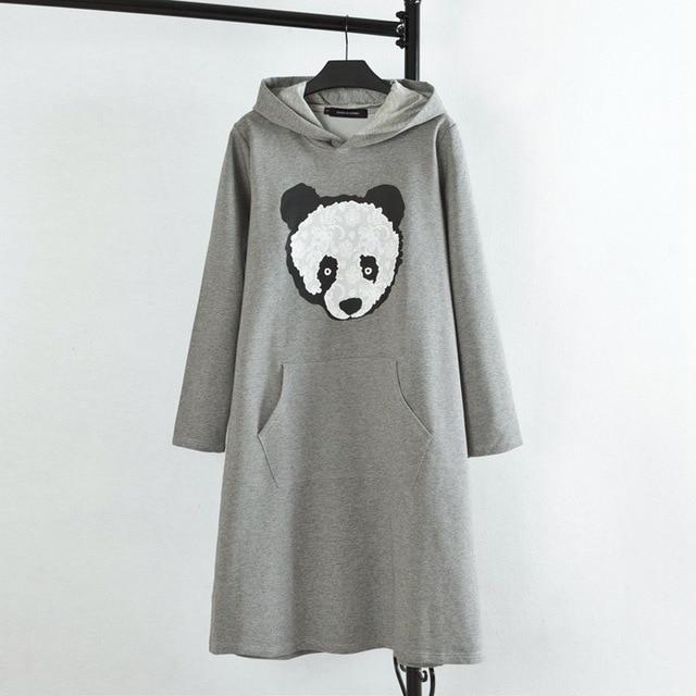 Casual Panda Pattern Striped T-Shirt + Crop Pants Twinset For Boys