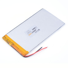 best battery brand wholesale PL4958120 3.7V 3400MA battery for tablet PC battery for Hyundai A7HD Power mobile Power bank