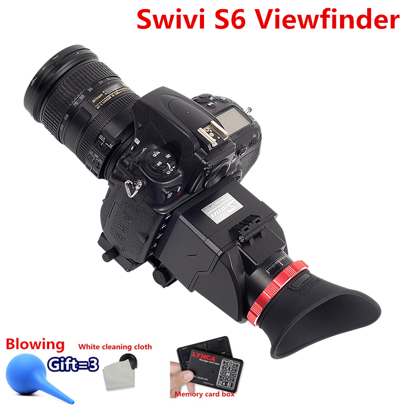 Swivi S6 Viewfinder with 3