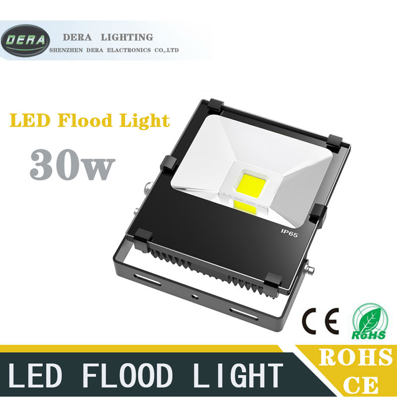 Здесь можно купить  30W Waterproof Malls Car parks Arenas Stadiums Billboards Parks Sculptures Corridors IP65 Outdoor Lighting Led Flood Light  Свет и освещение