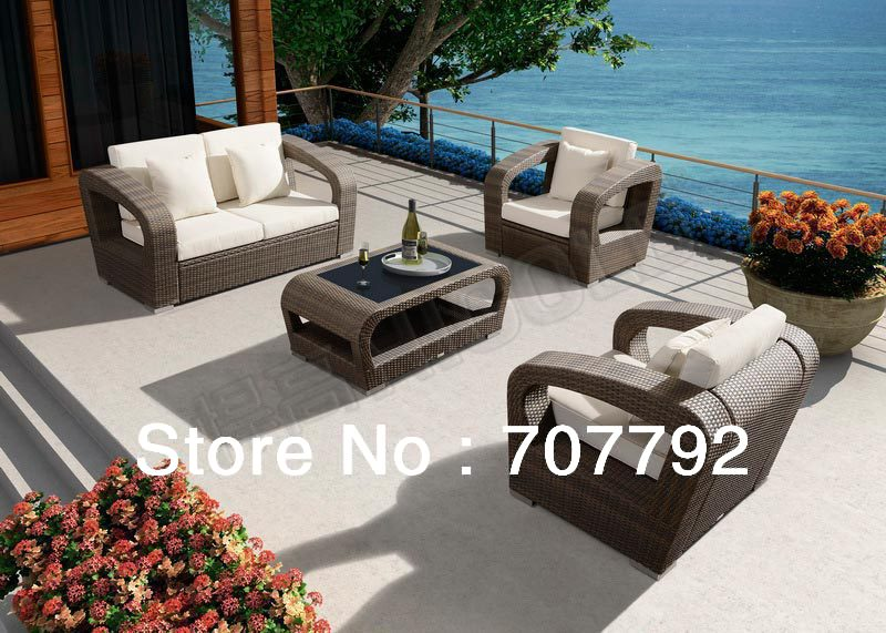 Brilliant Us 759 05 5 Off Modern Garden Furniture 4 Pc Royal Palace Luxury Sofa Garden Rattan Furniture In Garden Sets From Furniture On Aliexpress Pdpeps Interior Chair Design Pdpepsorg