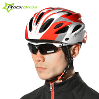 ROCKBROS Comfort Mountain Bike Helmet Bicycle Cycling Helmet Ultralight Moto Helm Headwear Protection MTB Helmet Casco