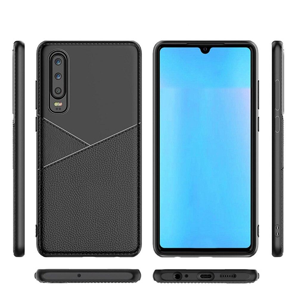 Phone Case For Xiaomi Redmi Note 7 Pro Case Silicone PU Soft Leather Cover For Xiomi Redmi 6 6A Pro Note 6 Pro Y2 Original redmi note 7 pro cover