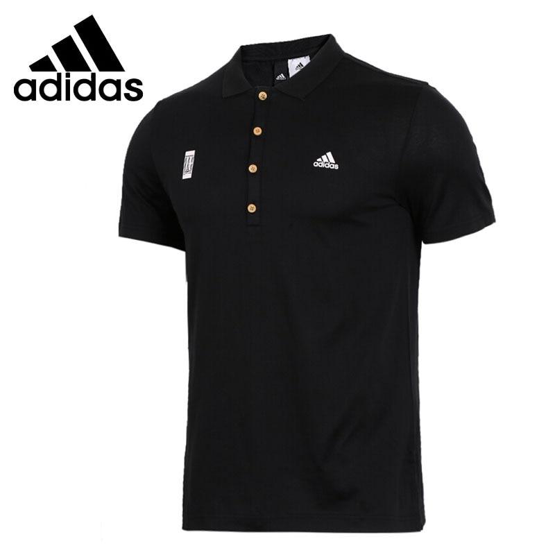 Nouveauté originale 2018 Adidas WJ POLO REG POLO d'exercice à manches courtes vêtements de sport pour hommes