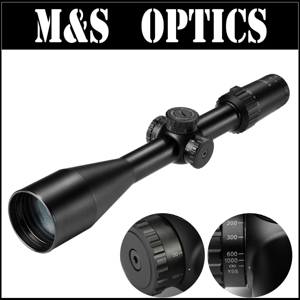 MARCOOL S.A.R. HD 5-25X56 SF FFP Tactical Hunting Rifle Scope Rifle Optical Sight Riflescopes Made In China MAR-053 marcool 6 24x50 sfirgl ffp side focus hunting optical sight for rifles free scope rings mount