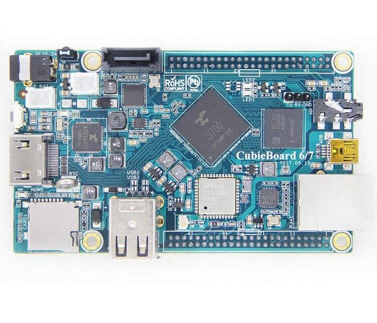 Cubieboard 7 development board Debian
