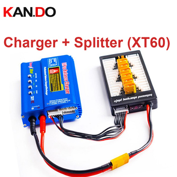 xt60 connector 2-6s charger air plane battery charger Li-ion Li-Poly Li-Fe NiCD NiMhr battery balancing charger for drone power