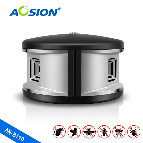 Electronic Ultrasonic rat pest repellent AN-B110